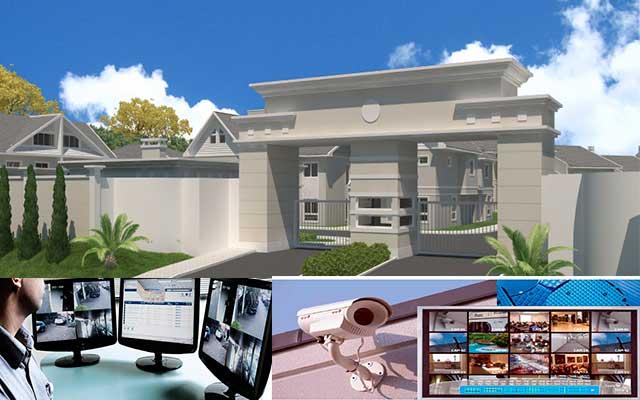 Sistema de Vigilância e Segurança para Condomínio Residencial
