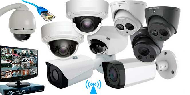 Câmeras de Segurança IP - O Que é? Como Funciona?