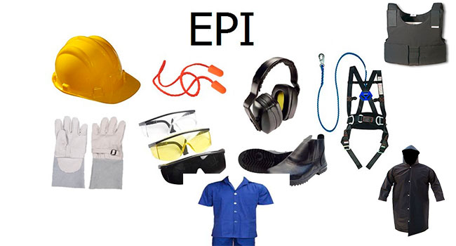 O que é EPI - Equipamento de Proteção Individual