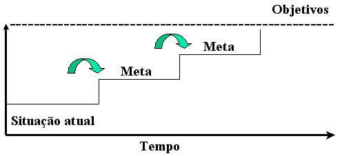 Objetivos e Metas: Conceitos, Diferenças