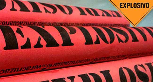 Explosivo: O que é? Definições, Tipos, Classificação, Legislação