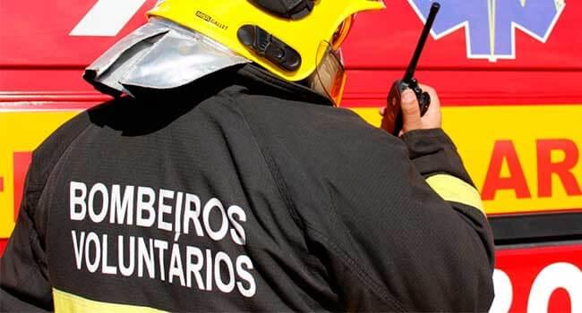 Bombeiros Voluntários - Corpos de Bombeiros Voluntários no Brasil