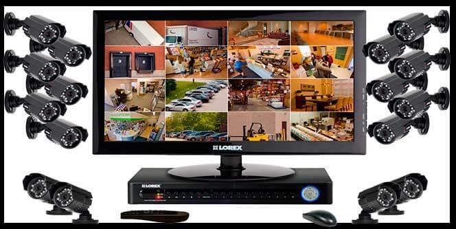 Circuito Fechado De Tv Preço : Circuito fechado de tv cftv interno c meras
