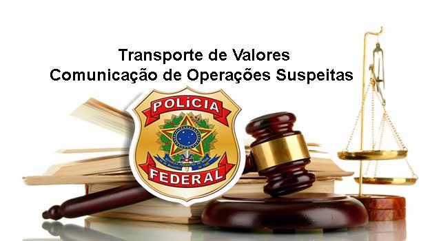 Comunicação de Operações Suspeitas